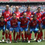 La Nazionale di calcio del Costa Rica