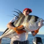 Pesca d'altura in Costa Rica