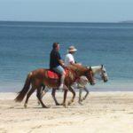 Passeggiate a cavallo in Costa Rica