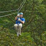La natura vista dall'alto: il Canopy tour