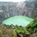 Escursione al Parco Nazionale del Vulcano Irazù