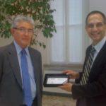 Visita ufficiale in Italia per il vice presidente Alfio Piva