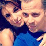 Elisabetta Canalis e Steve-O surfano a Jaco Beach