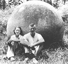 Samuel Lothrop con la moglie Eleanor