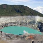 Vulcano Poás: alla scoperta del cratere più grande del mondo