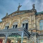 Il Teatro Nacional di San José e la sua orchestra