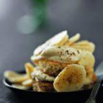 La ricetta rivisitata: tiramisù di banane al ruhm