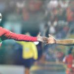 Il samba del palleggio: lo show Borges-Campbell