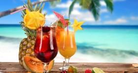 Il Costa Rica in un cocktail tropicale...