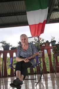 Liliana Sorte è arrivata a San Vito all'età di 14 anni. Un anno dopo sposò Guido Lerici, con il quale ha avuto sei figli.