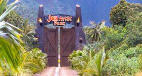 Film in Costa Rica, Set Naturale